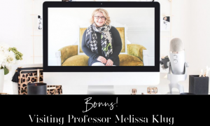 Marie Kondo Certified organizer Melissa Klug