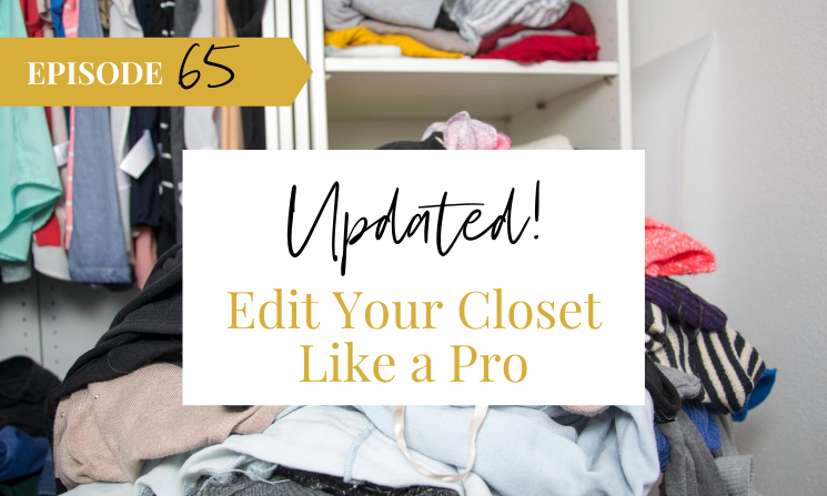 wardrobe tips, style advice, clean out closet