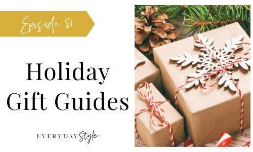 Ep 81 2020 Holiday Gift Guides