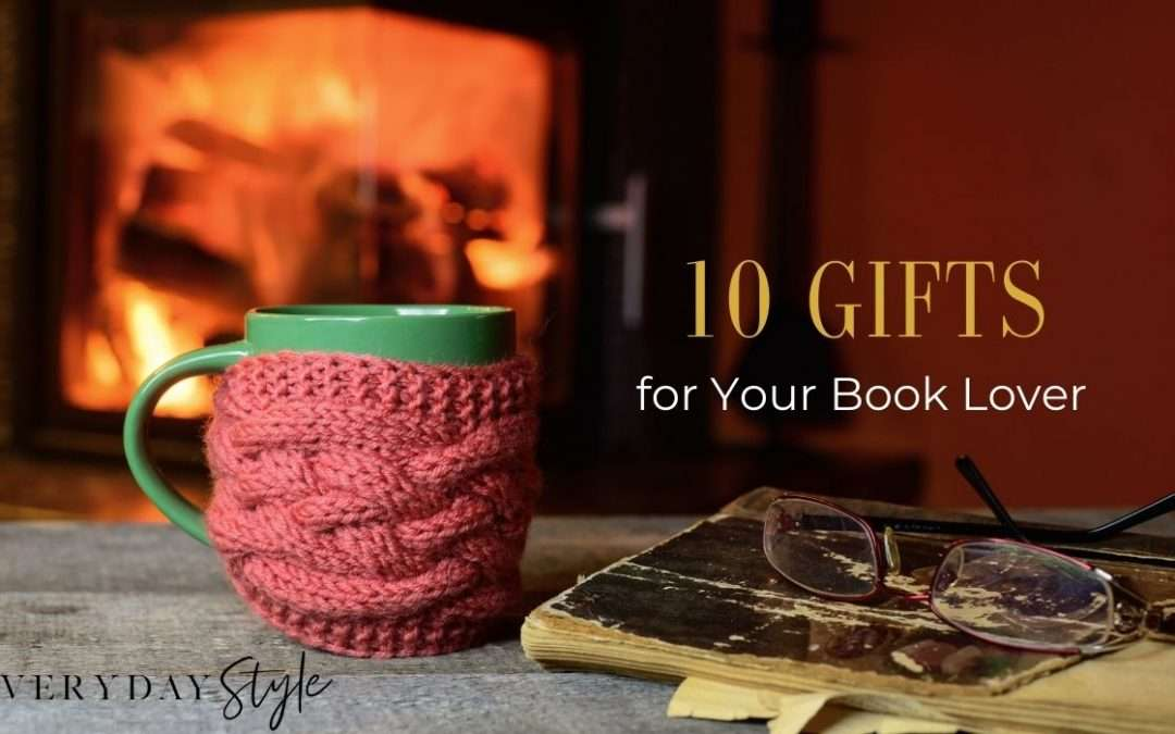 10 Gifts for the Book Lover