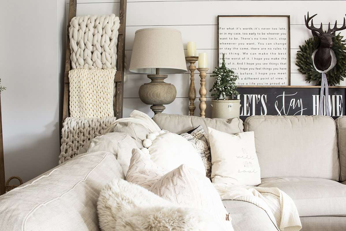 decorating home for winter; decorating ideas for winter; home decor ideas for winter; decorating for winter