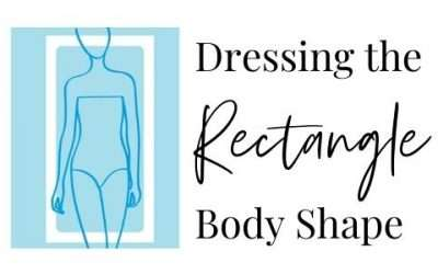 Dressing the Rectangle Body Shape