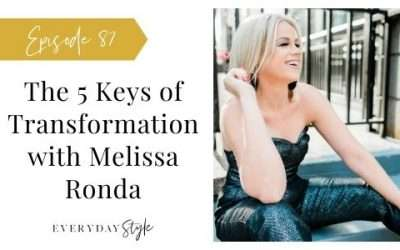 The Five Keys of Transformation with Melissa Ronda