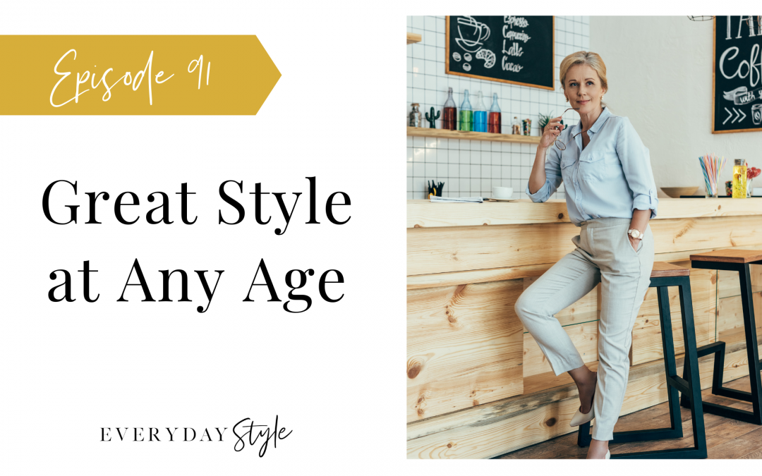 Great Style at Any Age
