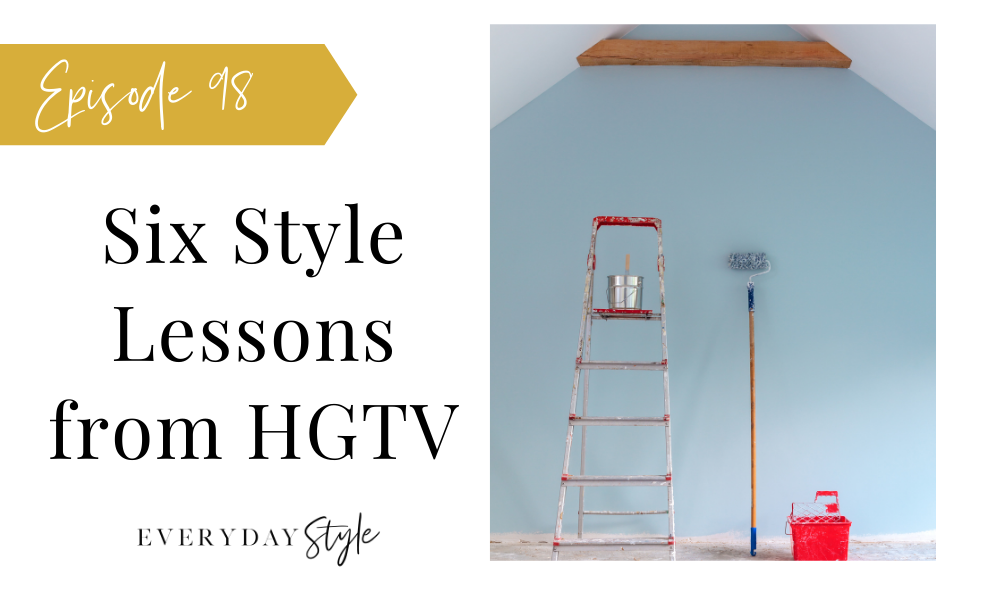 Six Style Lessons from HGTV