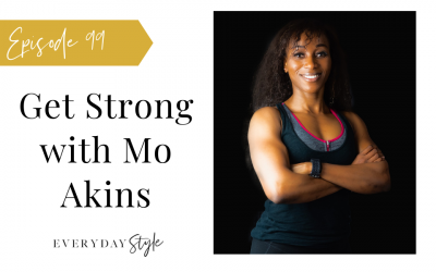Getting Strong with Mo Akins