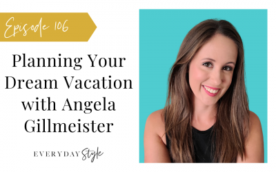 PlanYour Dream Vacation with Angela Gillmeister