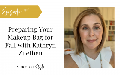 Preparing Your Makeup Bag for Fall with Kathryn Zuethen