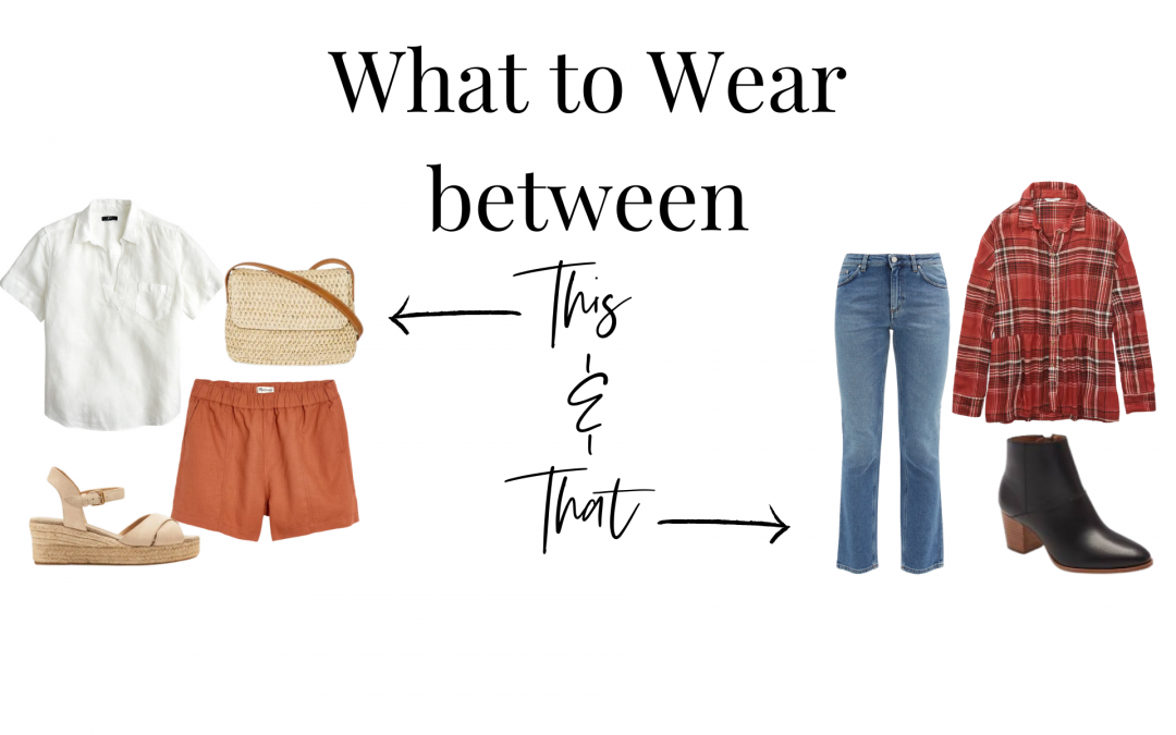 5 Easy Ways to Transition Your Summer Wardrobe to Fall