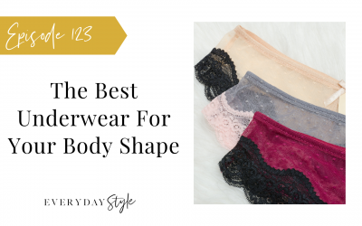 The Best Underwear for Your Body Shape